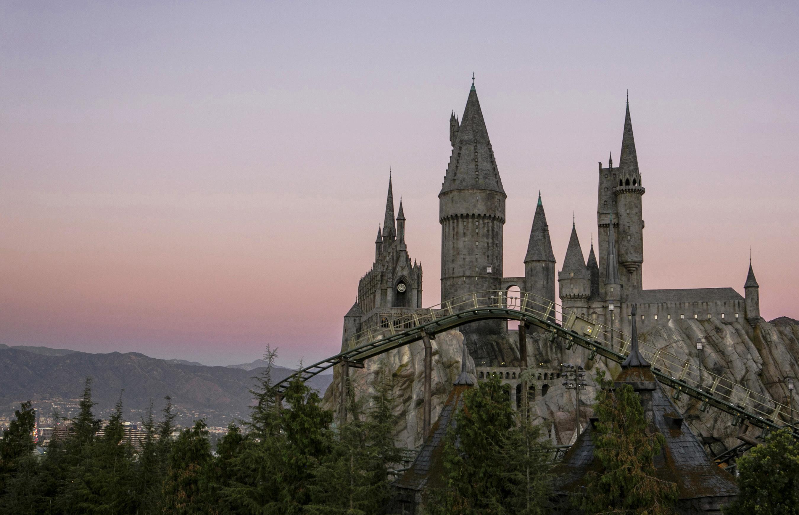 V svetu Harry Potterja je moč najdi tudi vlakec smrti