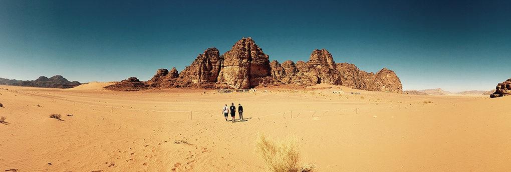 Puščava, ki je najboj podobna pokrajini planeta Mars.