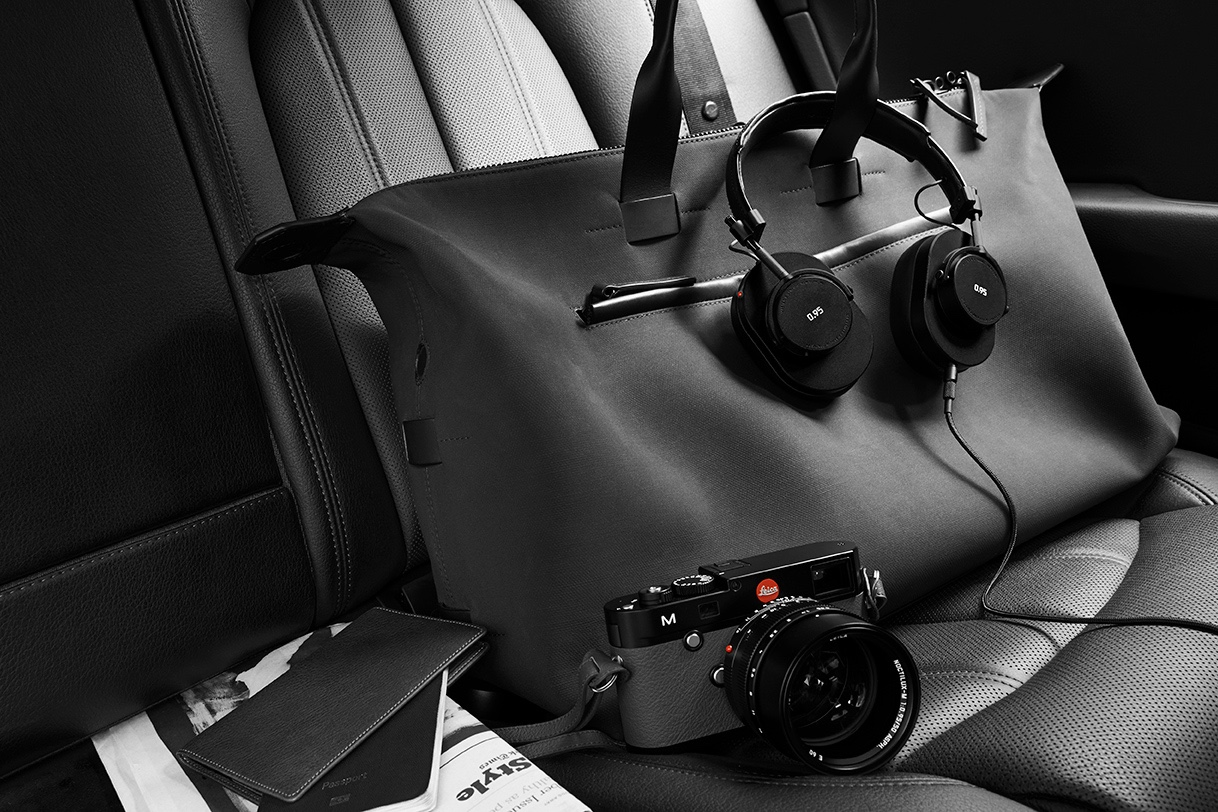Leica x Master & Dynamic – ''special 0.95 edition''