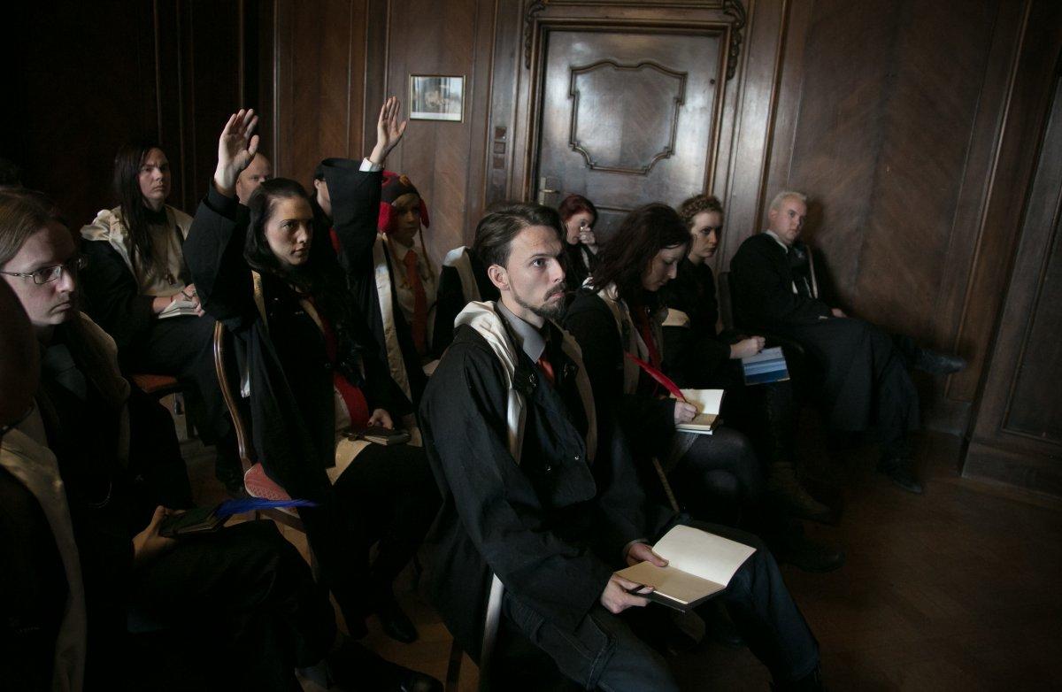 Šola za čarovnike
