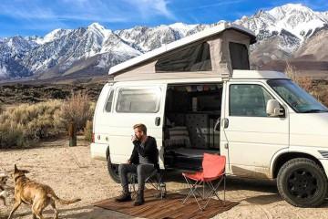 Volkswagen California – legendarni potovalni kombi, ki seka na Instagramu