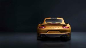 Porsche 911 Turbo S Exclusive: mokre sanje ljubiteljev 911
