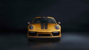 Porsche 911 Turbo S Exclusive