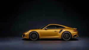 Porsche 911 Turbo S Exclusive