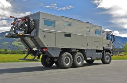 Action Mobil Globecruiser Family 7500