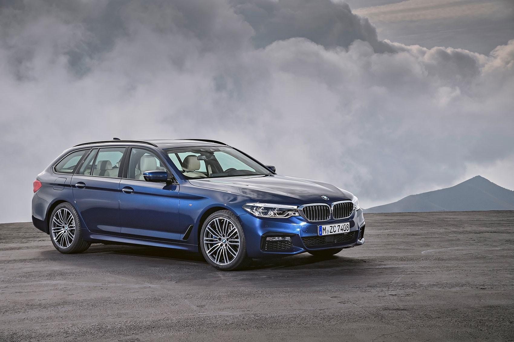 BMW serije 5 Touring