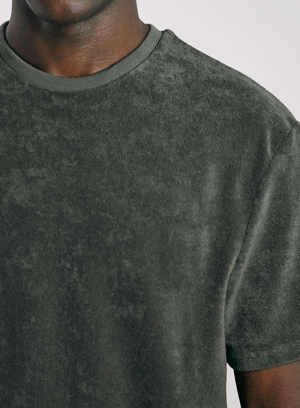 """Nosite """"brisačne"""" majice."""