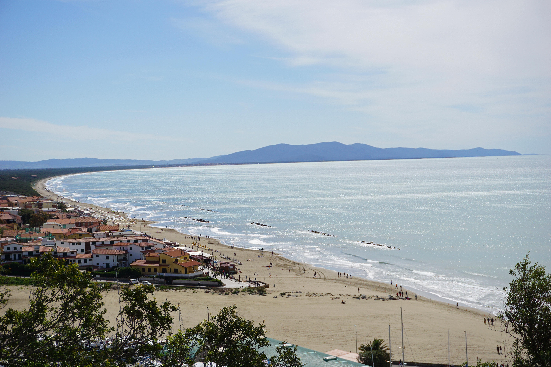Plaža Castiglione della Pescaia