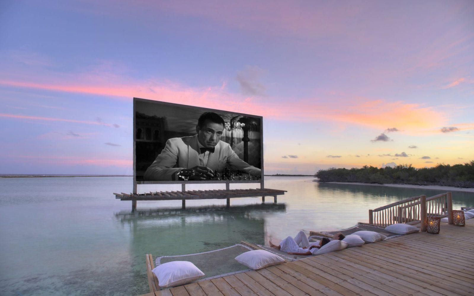 Rajski kino pod zvezdami
