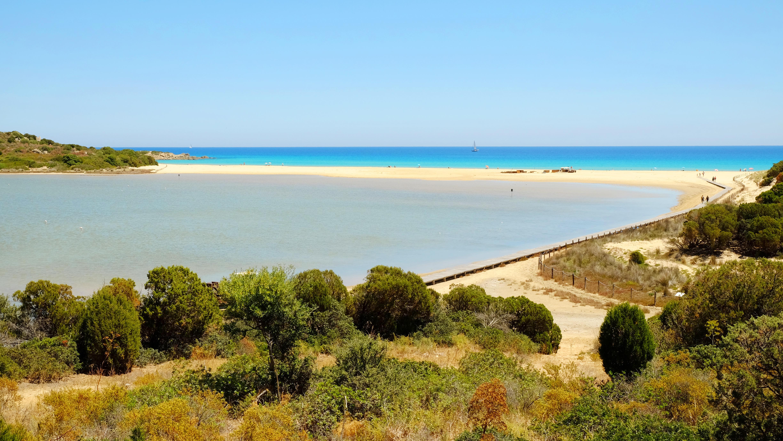 Plaža Domus de Maria