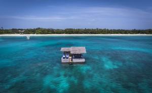 Najlepši zasebni otoki 2017: Amanpulo, Pamalican, Filipini