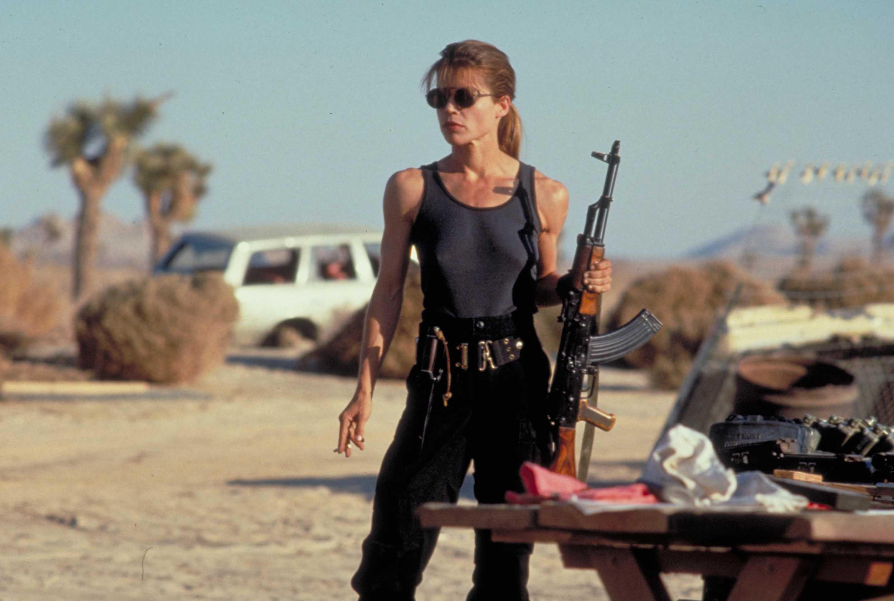 Sarah Connor - Terminator 2: Sodni dan