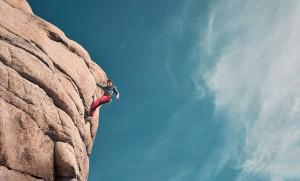 Plezanje dviguje adrenalin in pripomore k sproščenosti.