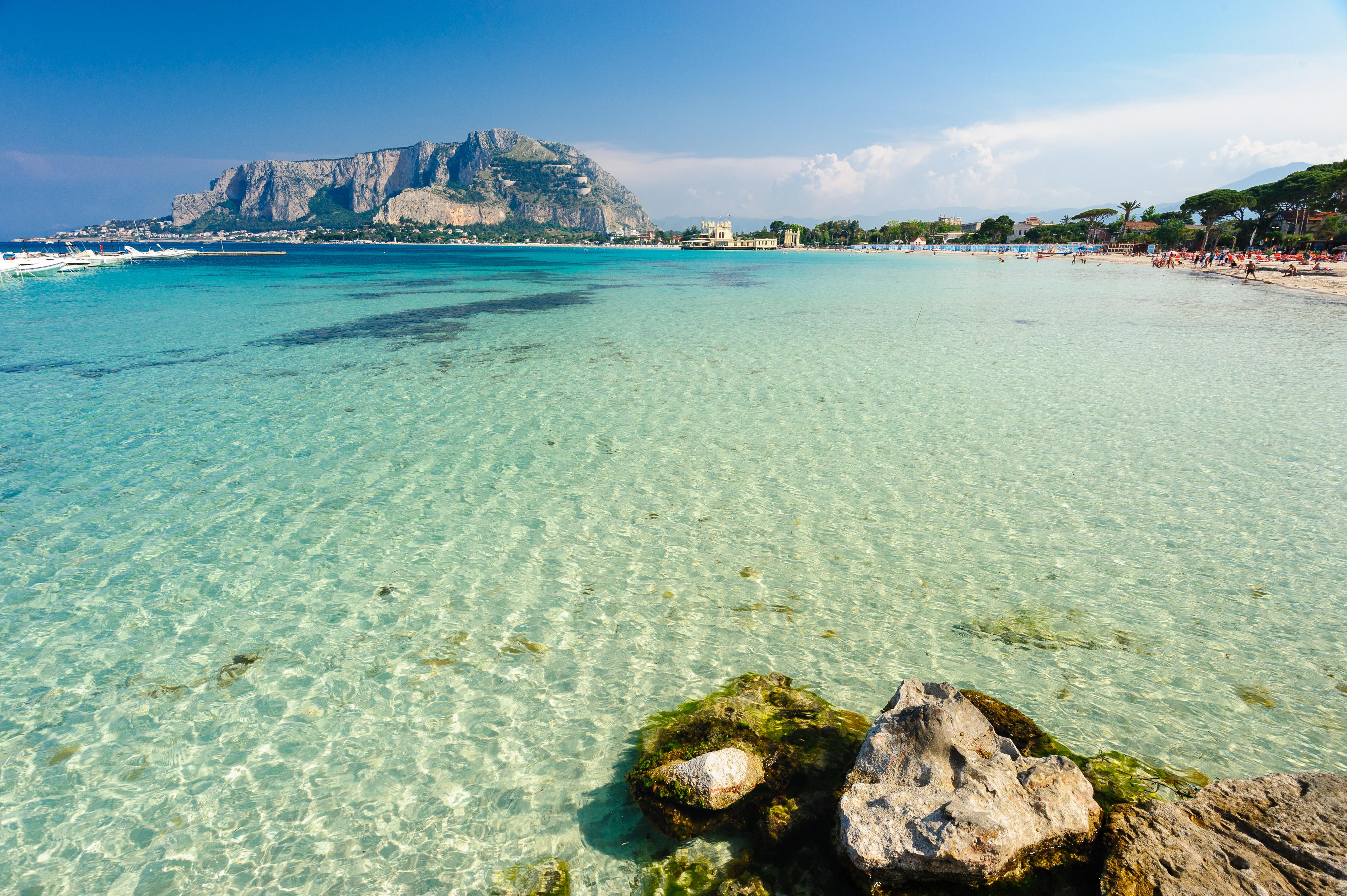Plaža Mondello