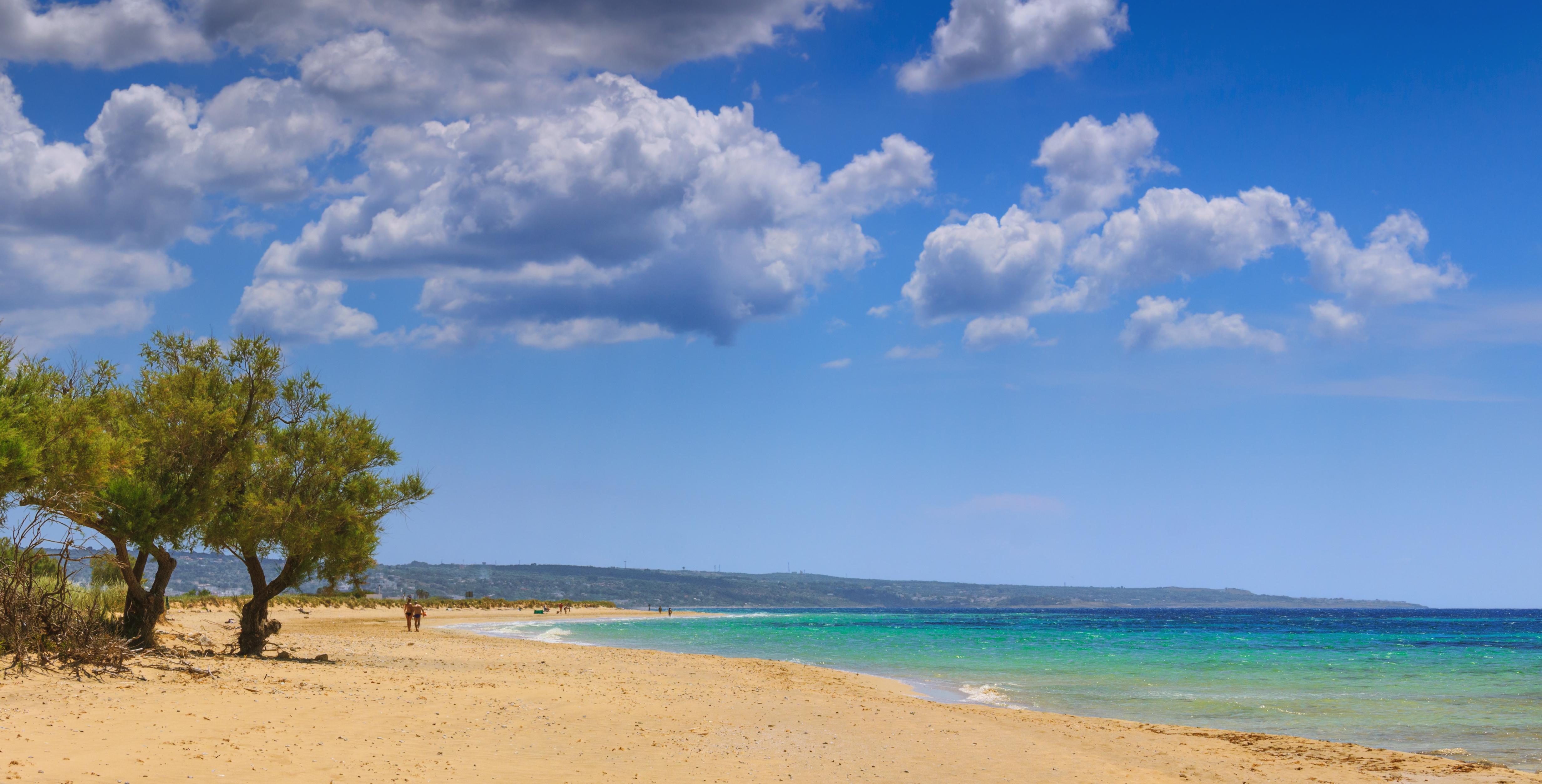Plaža Pescoluse