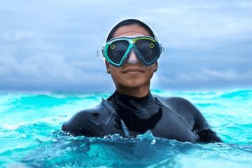 Maska SeaSeeker