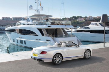 Bentley Continental GT Convertible Galene