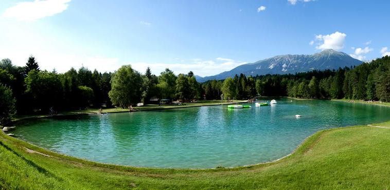 Pravljična naravna kopališča v Sloveniji