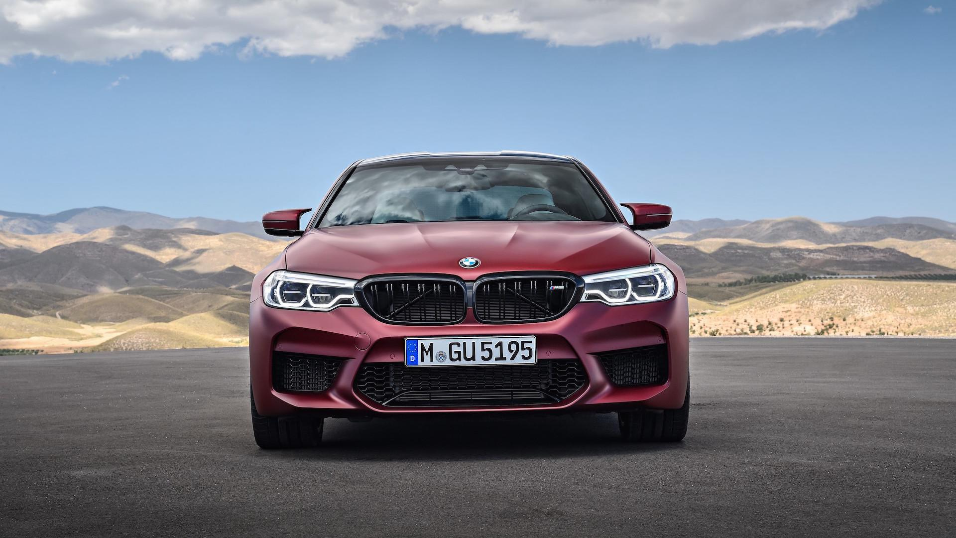 Novi BMW M5 - reinkarnacija božanstva ...