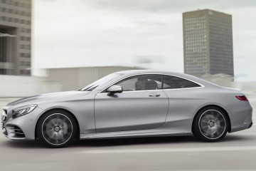 Mercedes-Benz S560 Coupe
