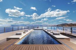 SEYD ZEN BD exterior pool