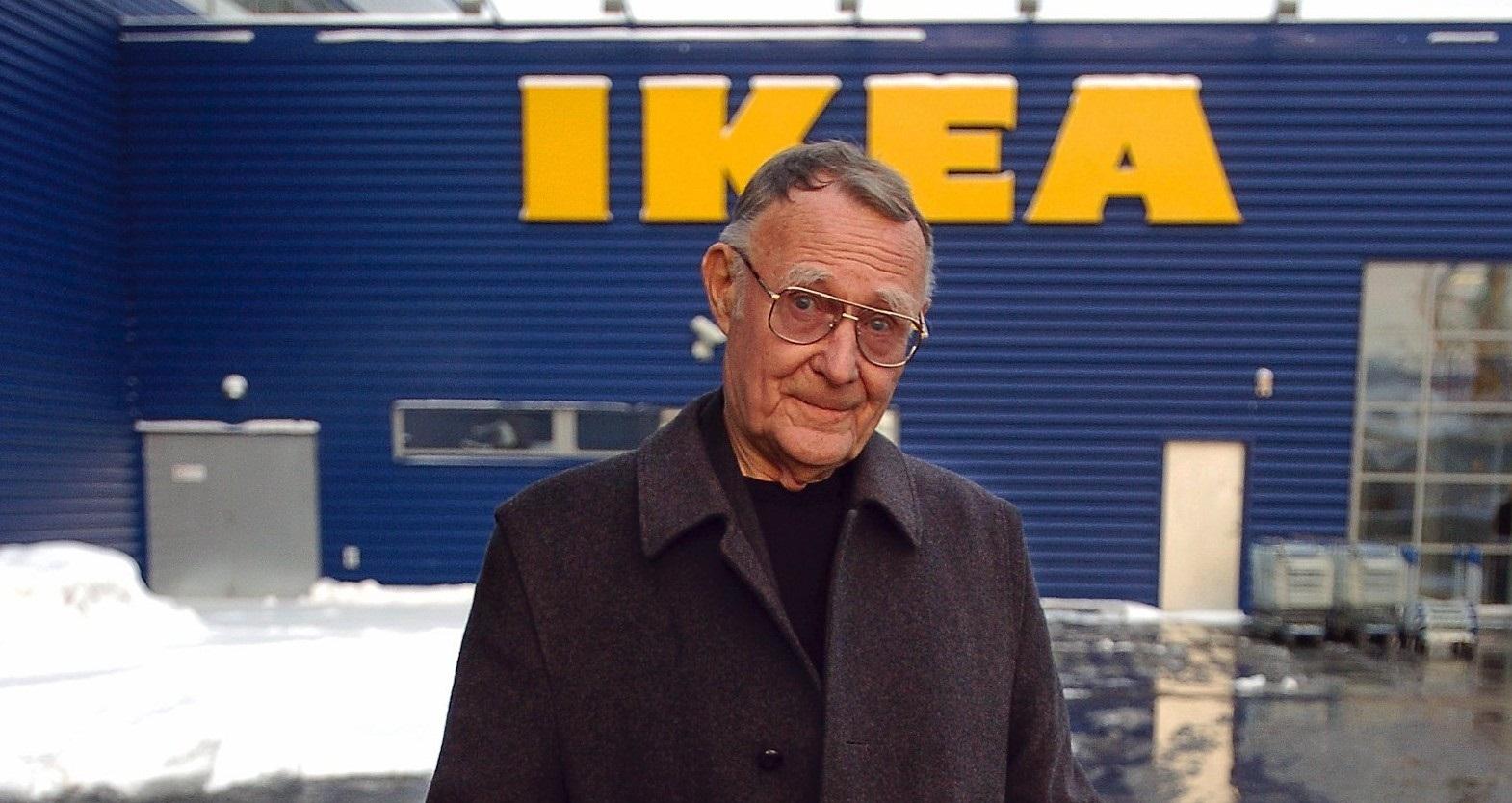 Tudi oče IKEE, Ingvard Kamprad živi zelo skromno.