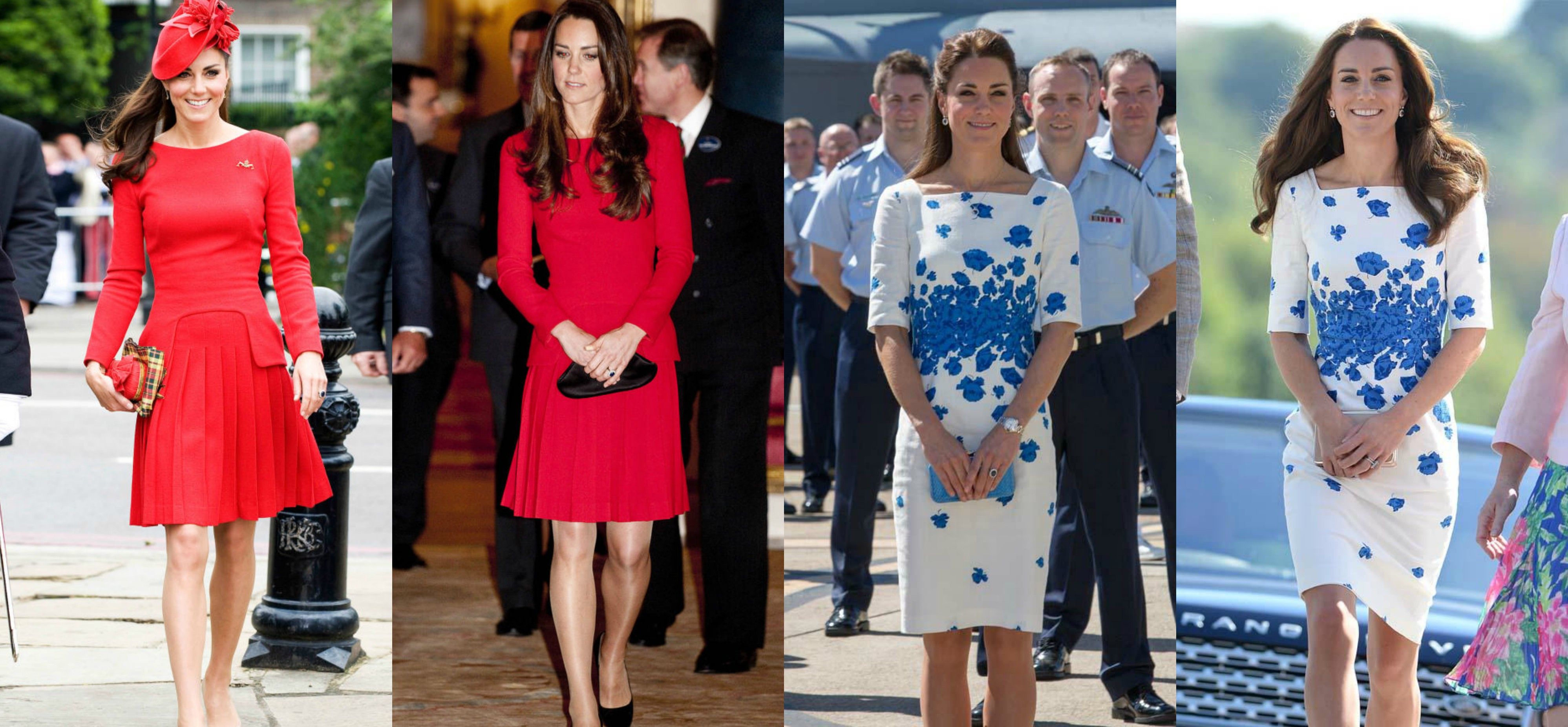 Kate Middleton reciklira svoje obleke.