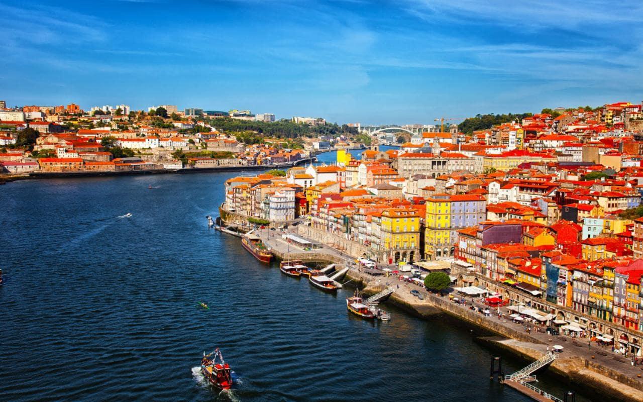 Najprijaznejša država je Portugalska.