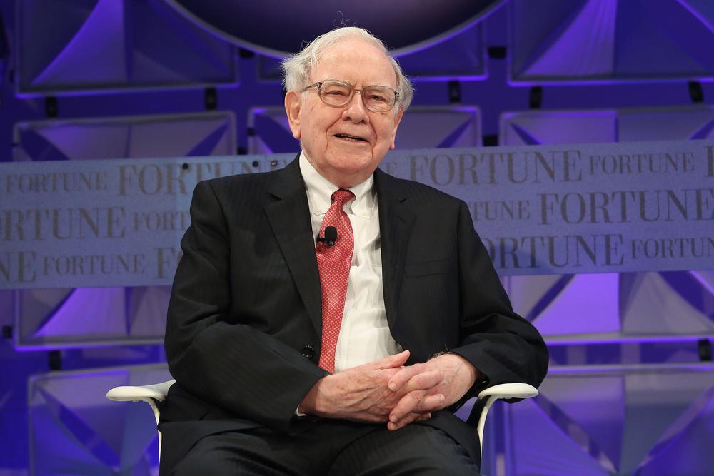 Warren Buffett je eden najbogatejših ljudi na svetu.