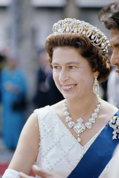 Ogrlica kraljice Viktorije, ki jo je ta prejela za zlati jubilej