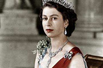 Elisabeth II d'Angleterre