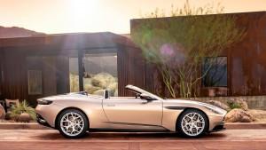Aston Martin BD11 Volante: nared bo ravno ob pravem času