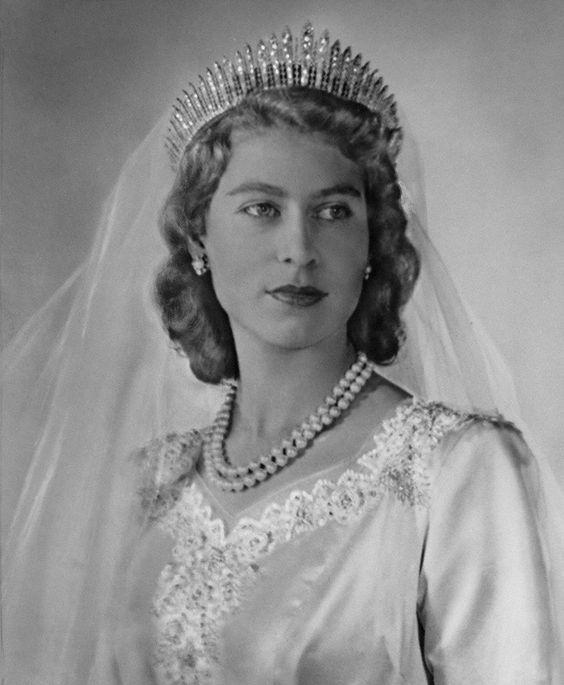 Tiara kraljice Marije I. Angleške