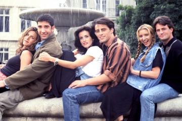 1994: Prijatelji (Friends)