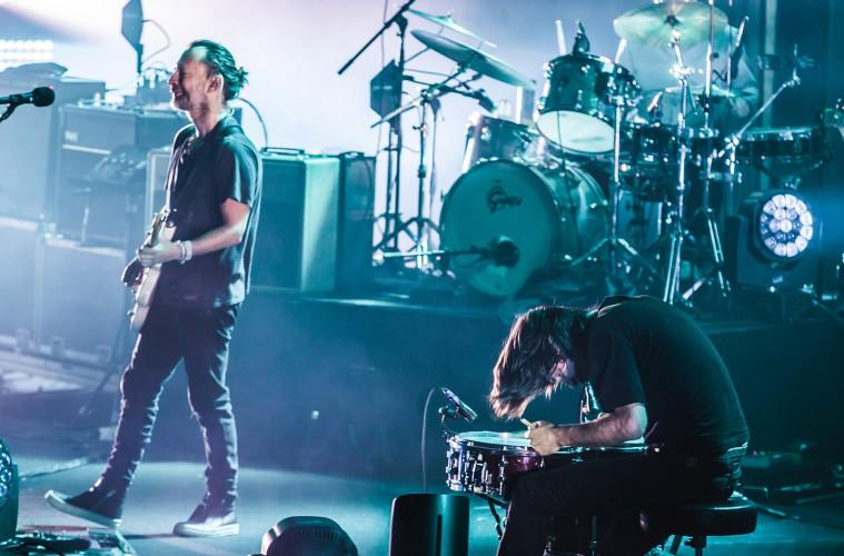 Radiohead at Madison Square Garden