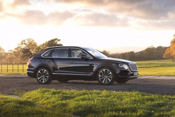 Bentley Bentayga Field Sports Edition