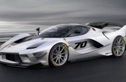 Ferrari FXX K Evo