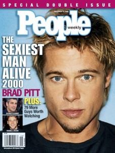2000, Brad Pitt