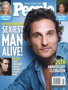 2005, Matthew McConaughey