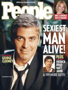 2006, George Clooney