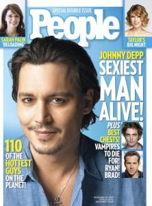 2009, Johnny Depp