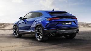 Lamborghini Urus (2019): superšportni terenec brez konkurence