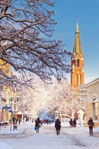 10 najboljših alternativnih mest za novoletni oddih 2017: Sopot, Poljska