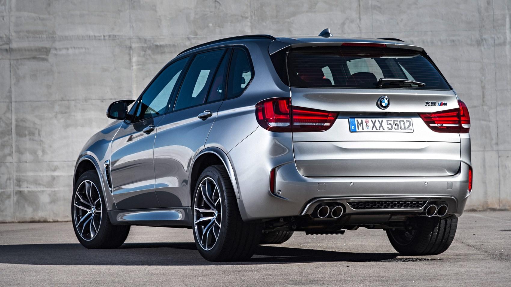 HIBRIDNI TERENEC BMW X5
