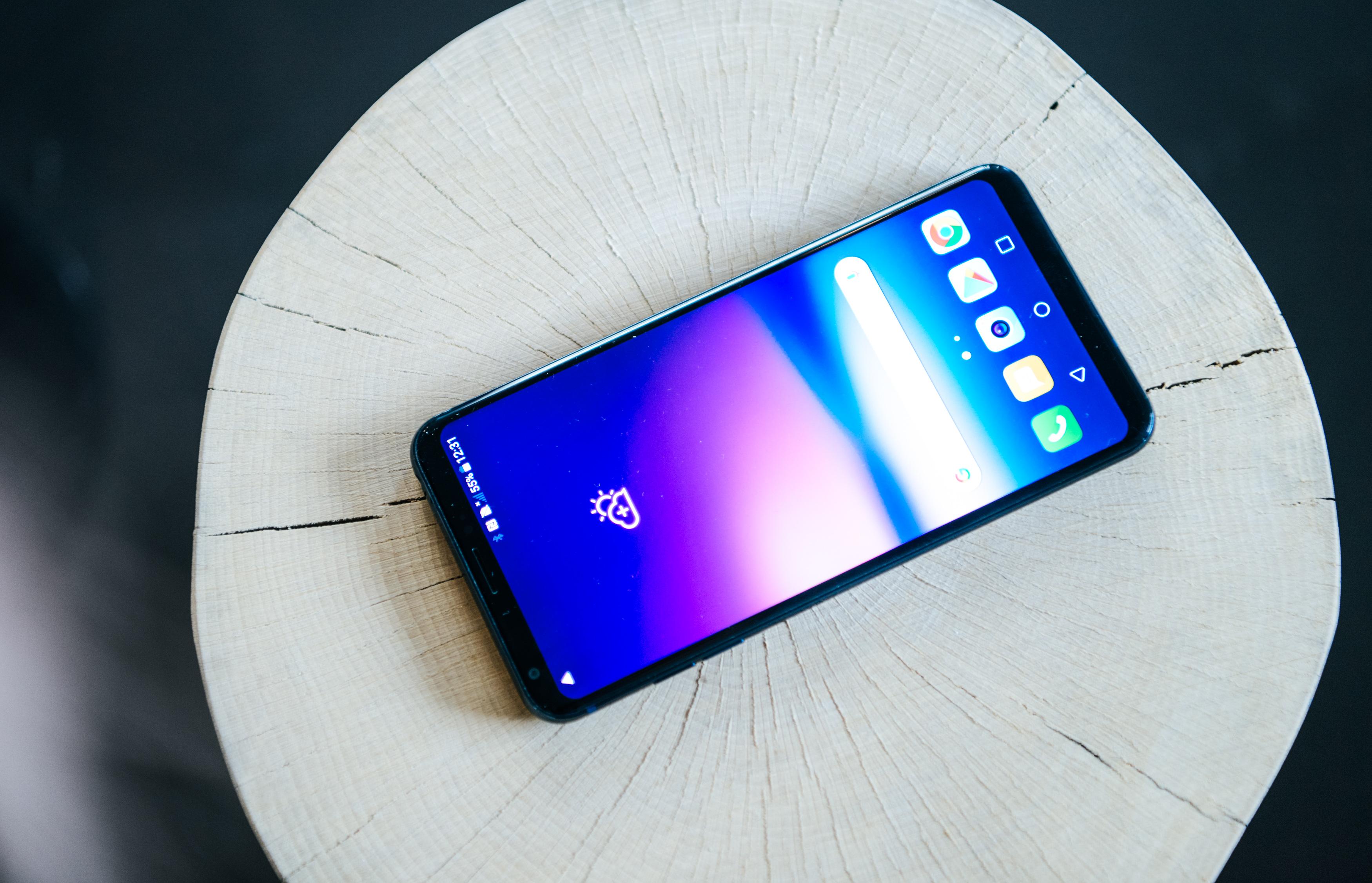 LG V30 - Pri ekranu pusti vso konkurenco zadaj! Vsekakor eden njegovih največjih adutov.