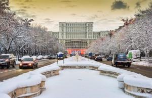 10 najboljših alternativnih mest za novoletni oddih 2017:  Bukarešta, Romunija