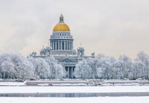 10 najboljših alternativnih mest za novoletni oddih 2017: Sankt Peterburg, Rusija