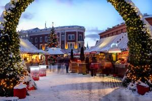 10 najboljših alternativnih mest za novoletni oddih 2017: Riga, Latvija