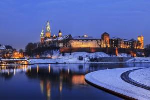 10 najboljših alternativnih mest za novoletni oddih 2017: Krakov, Poljska