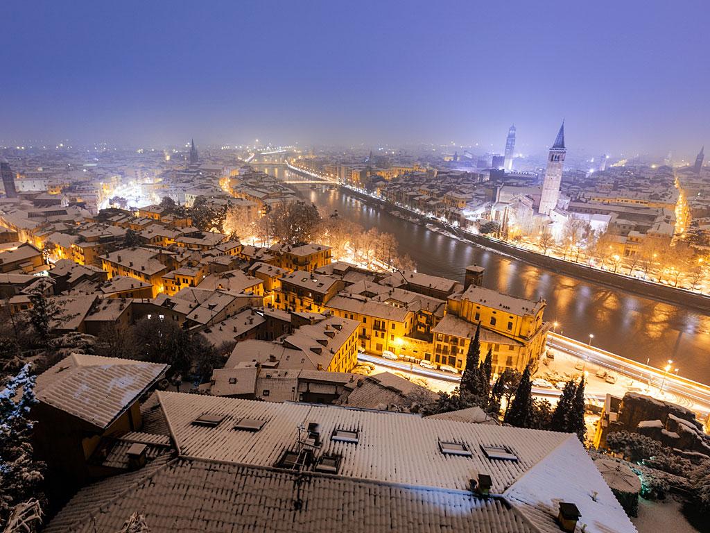 Če valentinovega nismo izkoristili za romantični pobeg, bo med zimskimi počitnicami 2015 za to enkratna priložnost.